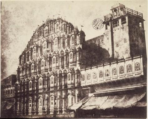 Alexis de Lagrange djeipour palais du radjah orsay