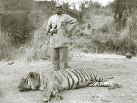 Maharajah de Bikaner 1939