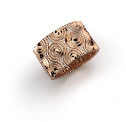 bracelet inspiré des décors des basiliques de Ravenne